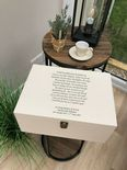 VERY LARGE Personalised SON Keepsake Bereavement Memory Box ANY NAME - 254362477310